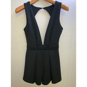 Other - Low Cut Romper